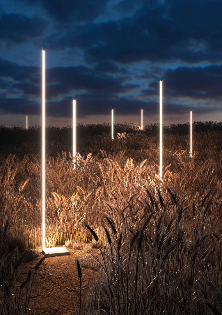 new concept lighting outdoor