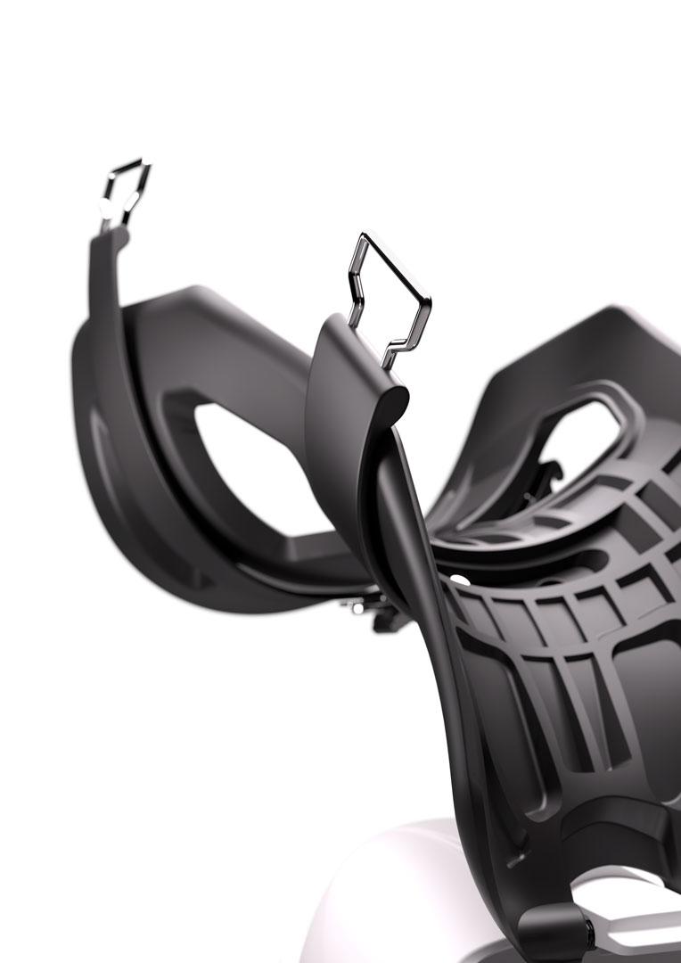 scarpone da sci dahu - dettaglio